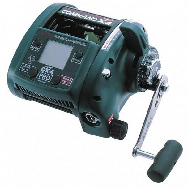 купить электрический мультипликатор для рыбалки