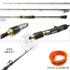 ProHunter Slow Rider Rod 6`4  100-200g